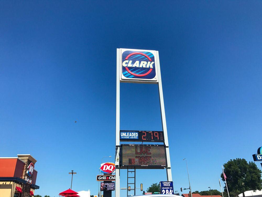 DJ's Clark: 507 W Sioux Ave, Pierre, SD