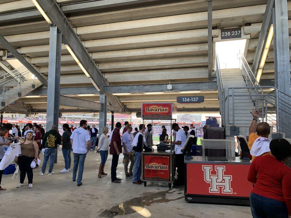 TDECU Stadium: 3874 Holman St, Houston, TX
