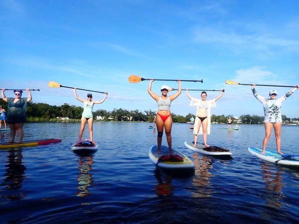 Paddleboard Orlando: 1014 Miami Springs Dr, Longwood, FL
