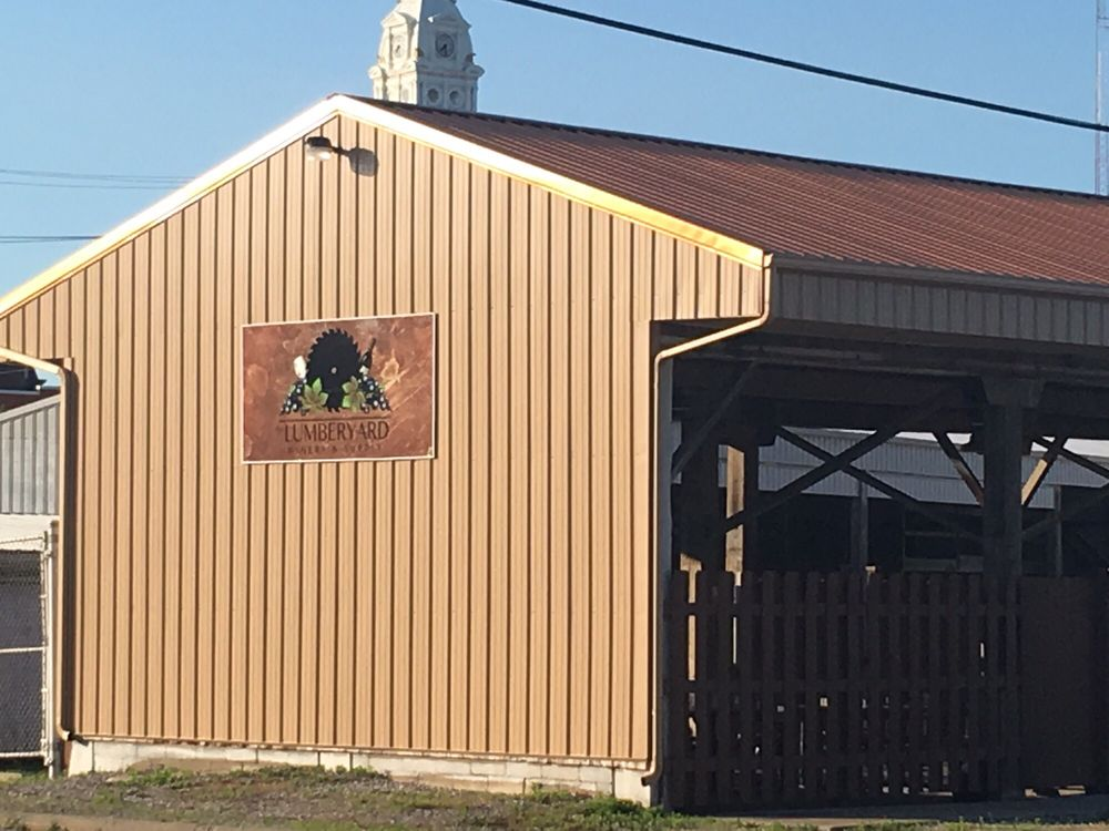 The Lumberyard Winery & Supply: 118 W Front St, Napoleon, OH