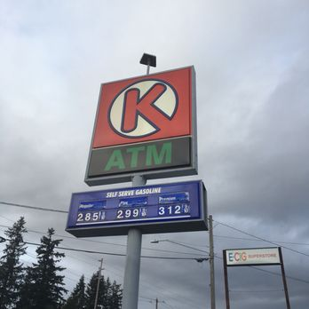Circle K Gas Prices >> Gas Prices Effective January 10 2019 At Marysville Circle K