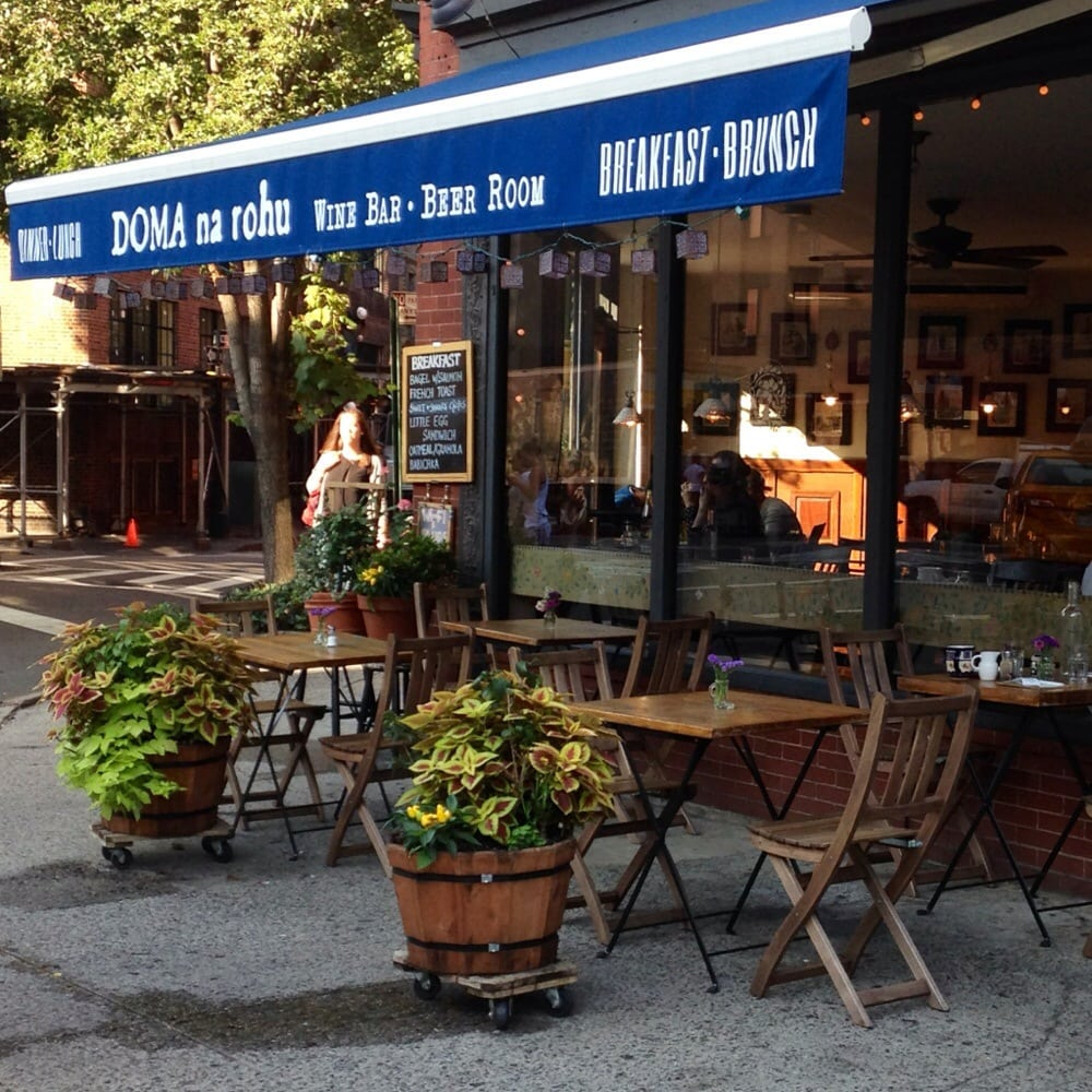Doma photos czech th ave s west village new