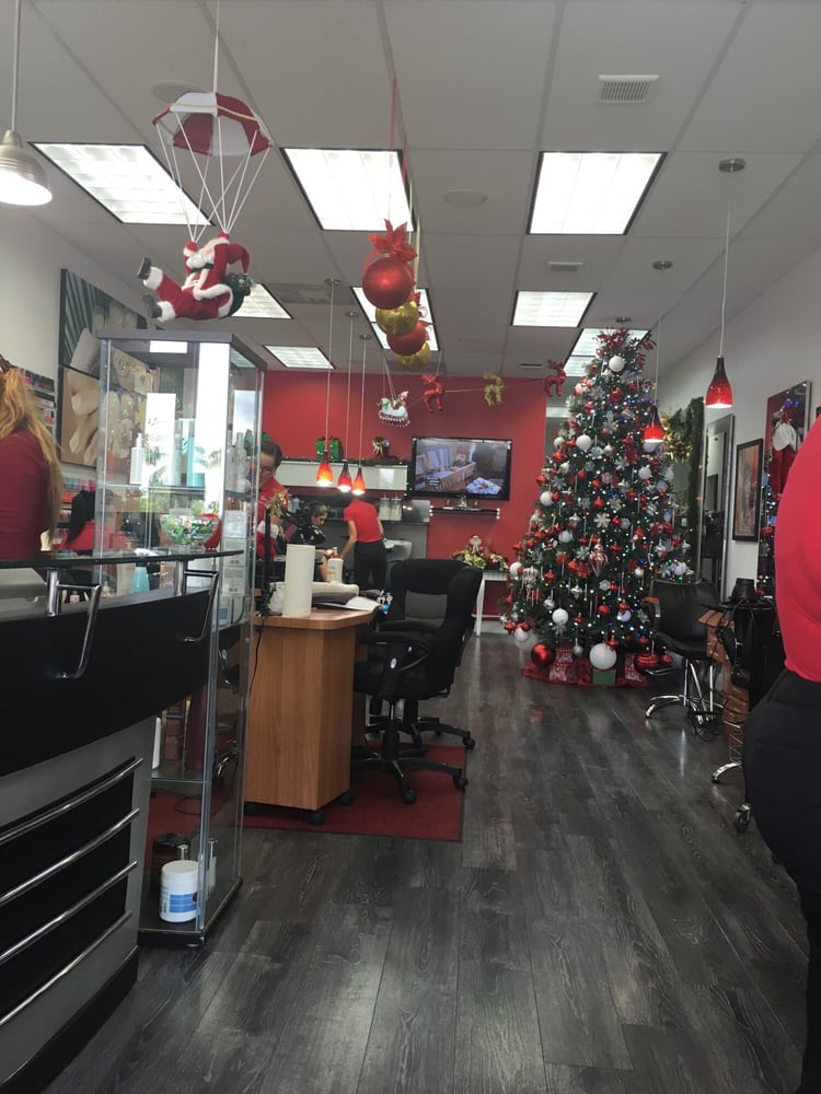 Great salon very nice and friendly the salon really for 1662 salon east fort lauderdale