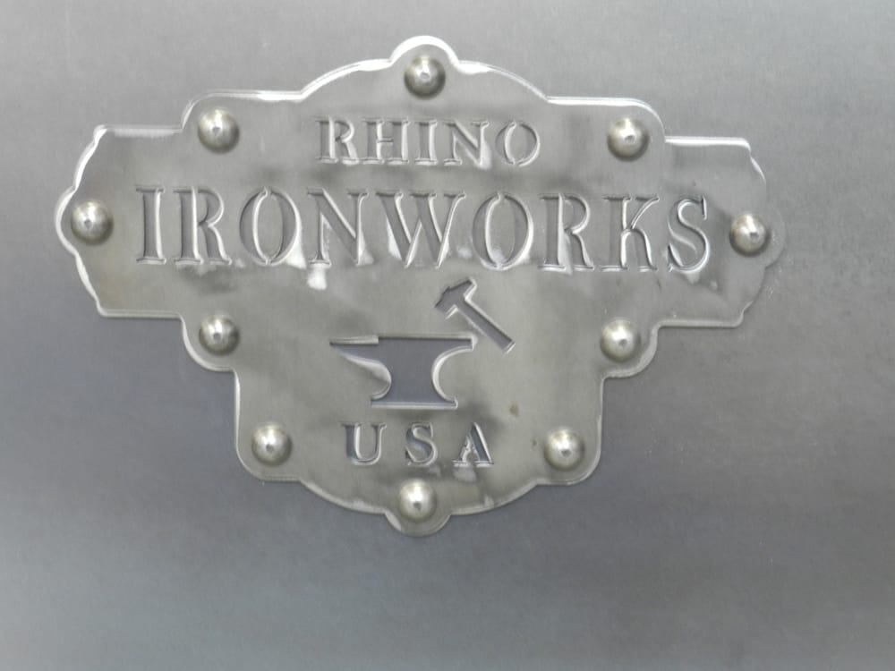 The new Rhino Iron Works are in! - Yelp