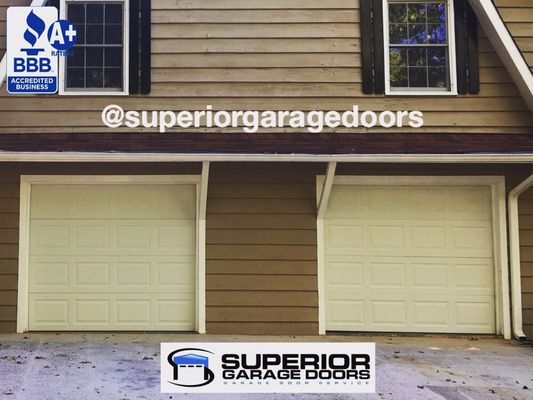 superior paneled door slidell la garage doors