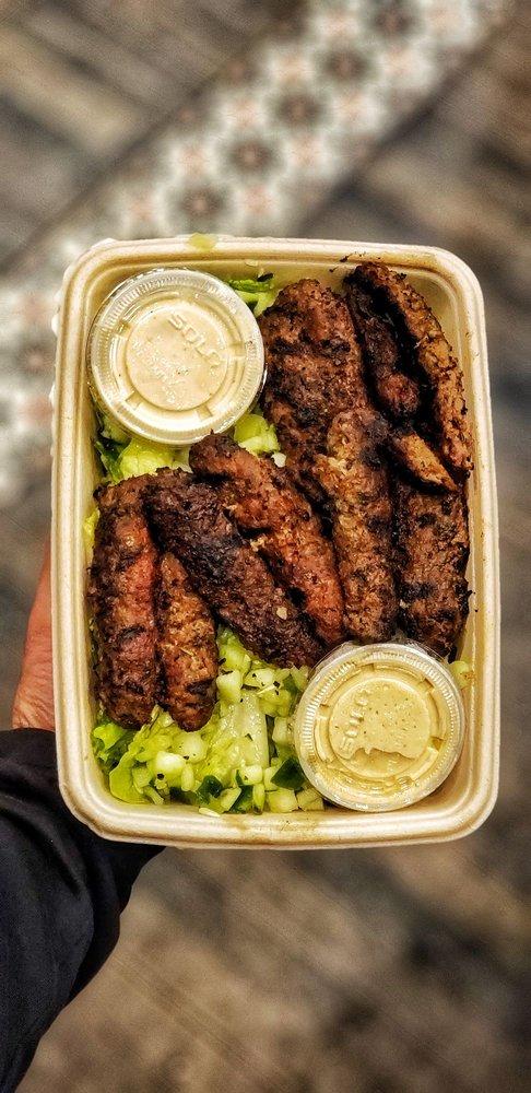 Marrakesh Mediterranean Kitchen: 675 Ponce De Leon Ave NE, Atlanta, GA