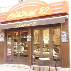 Bistro 82 14 reviews bars 82 rue des martyrs for Restaurant miroir rue des martyrs