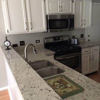 Lovely Photo Of Art Granite Countertops   Schaumburg, IL, United States. Dallas  White Granite