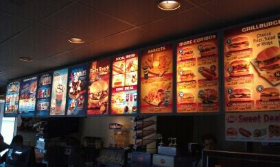 Dairy Queen: 1105 1st St, Huntington, IN