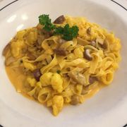 Fettuccine Mare E Monti - Menu - Tre Lune - Montecito