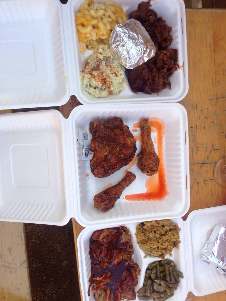 Soul Food Downtown Sacramento Ca