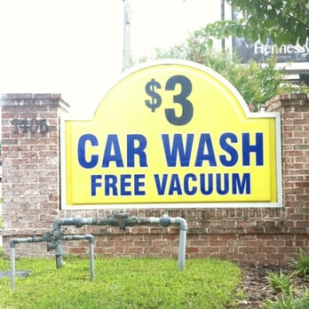 Cheapest Car Wash With Free Vacuum