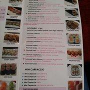 Nara Sushi - Asian Fusion - Via Felice Casati 25, Stazione Centrale ...
