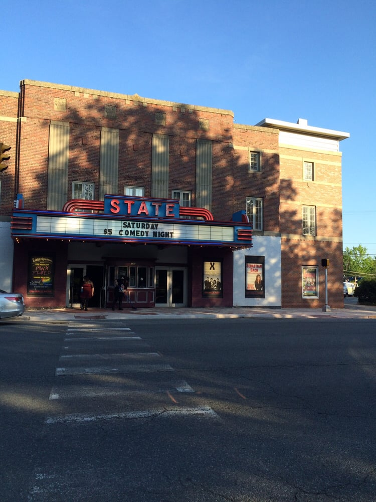 Restaurants Near The State Theatre In Falls Church Va