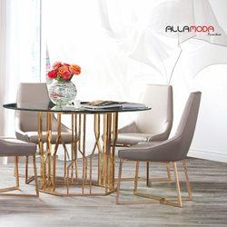 Photo Of Allamoda Furniture Sherman Oaks Ca United States Lorensia Dining Table