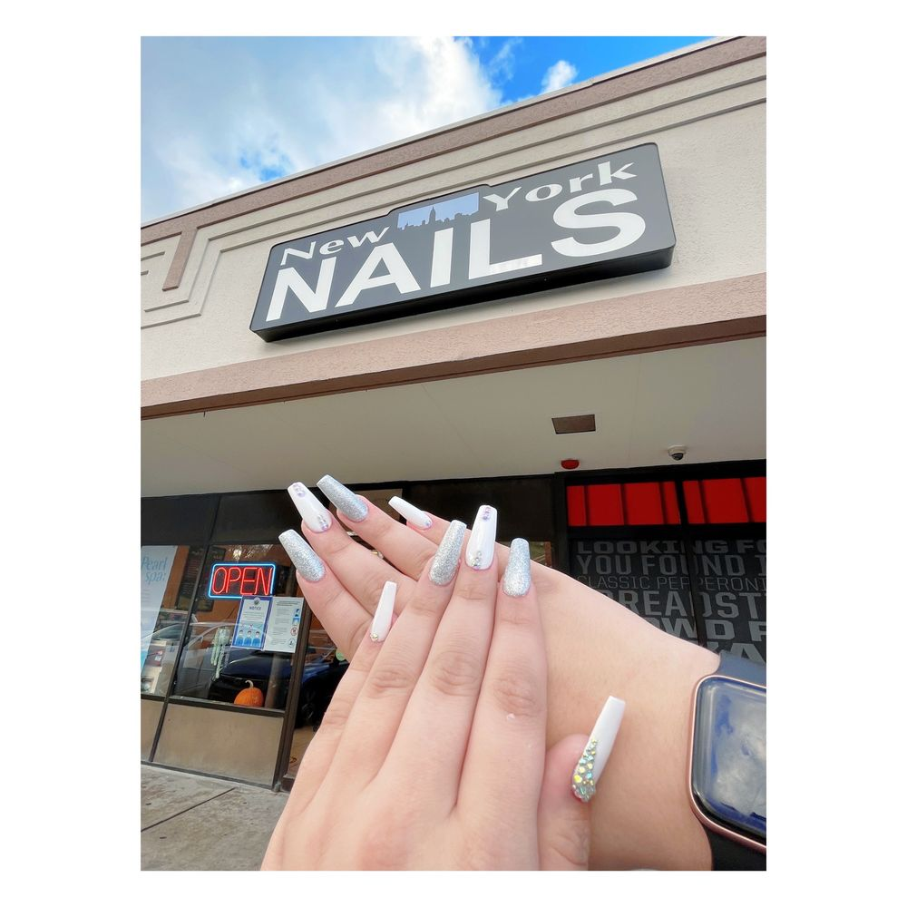 New York Nails: 1983 Brownsboro Rd, Louisville, KY