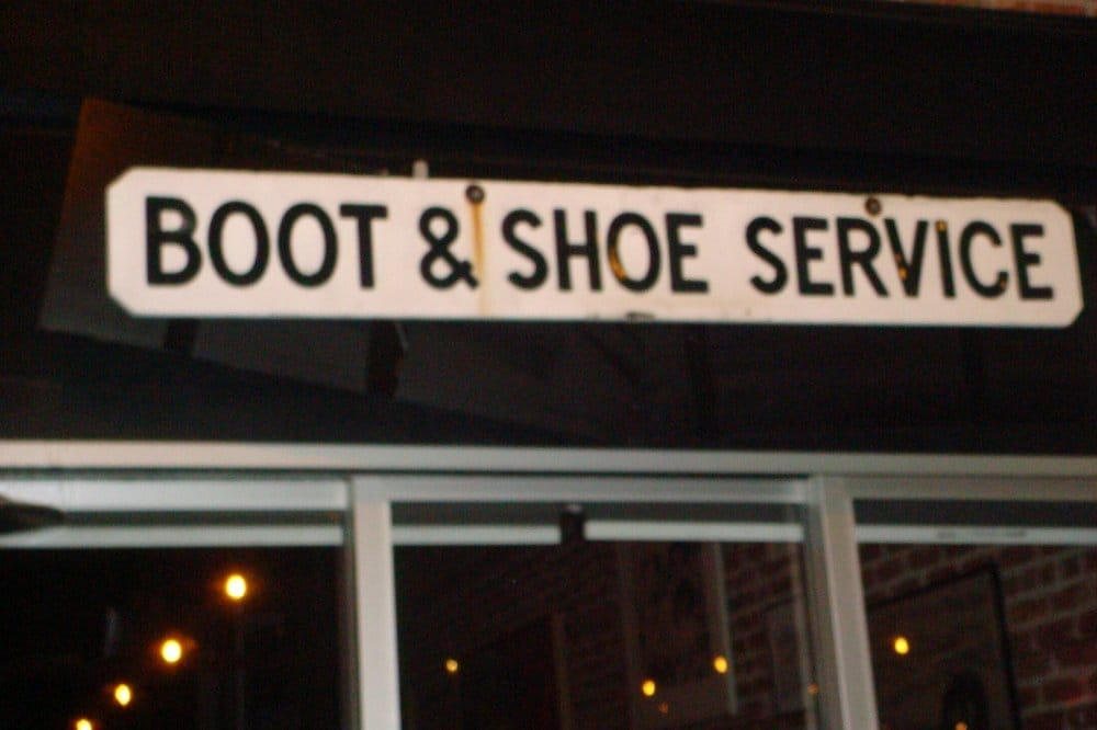 Boot And Shoe Service Oakland