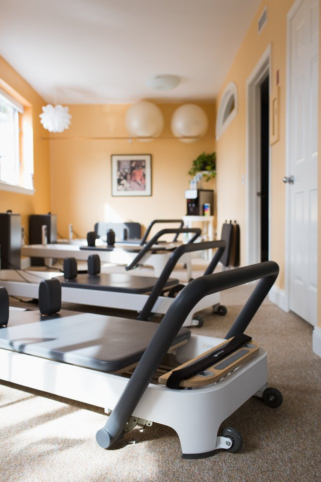 Social Spots from Black Rock Pilates