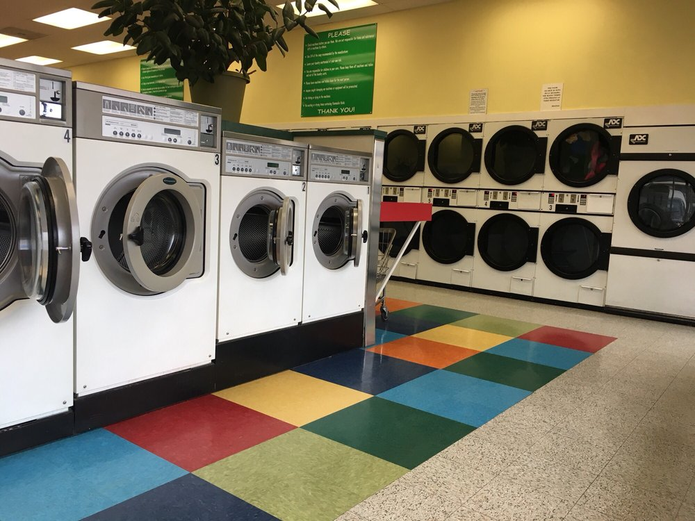 The Laundry Center: 2408 W Main St, Medford, OR