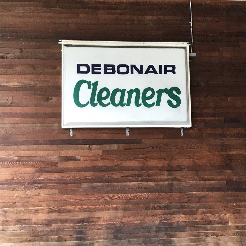 Debonair Cleaners
