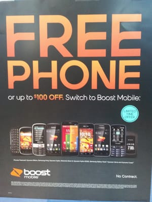 All listings of Boost Mobile store locations and hours in all states. Please select your state below or refine by major cities. Try to explore and find out the closest Boost Mobile store near you.