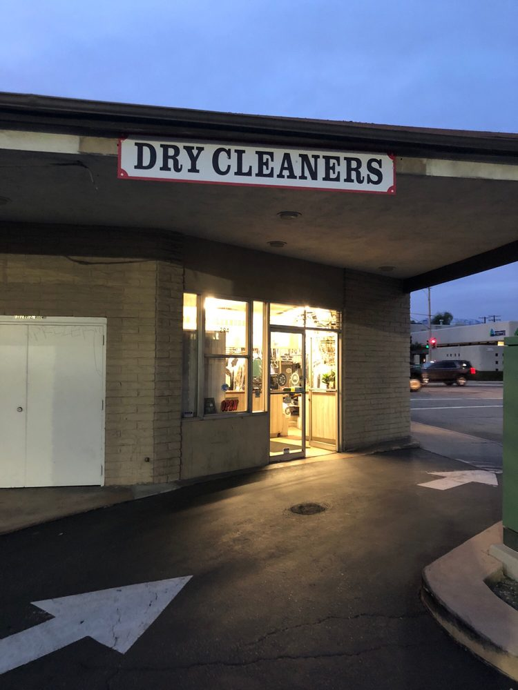 Colton Dry Cleaners: 294 N La Cadena Dr, Colton, CA