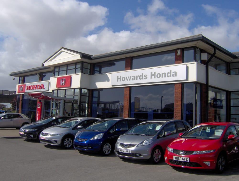 Howards honda car dealers howards honda weston super for Honda dealer phone number