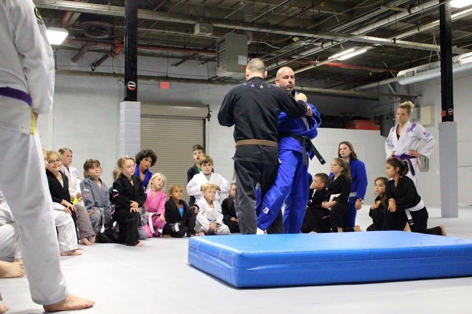 Pure Mixed Martial Arts