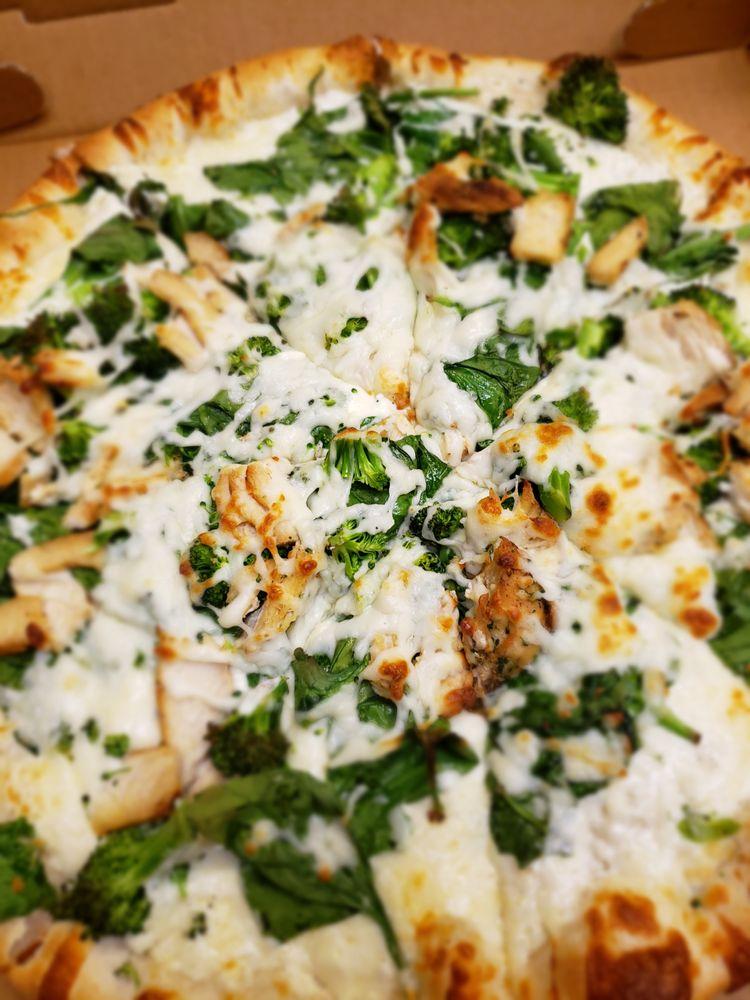 Pizza Kitchen Restaurant: 3012 N 9th Ave, Pensacola, FL