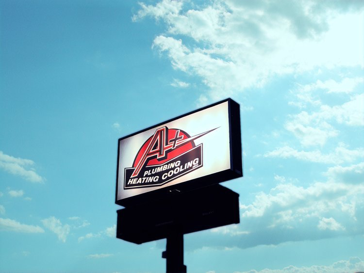 A+ Plumbing Heating and Cooling: 56020 Currant Rd, Mishawaka, IN