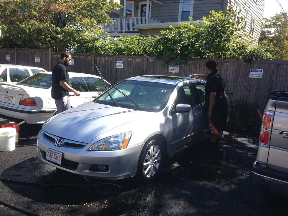Car Detailing Near Boston Ma