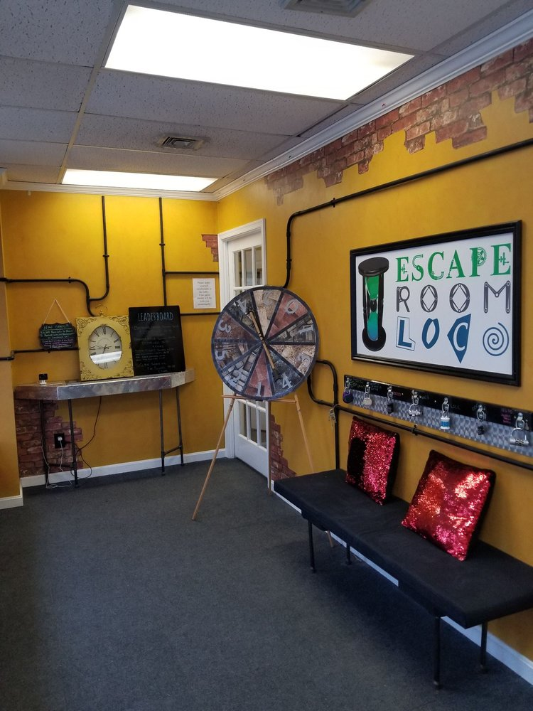 Escape Room Loco: 2A Cardinal Park Dr, Leesburg, VA