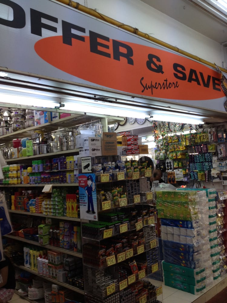 Offer and Save superstore