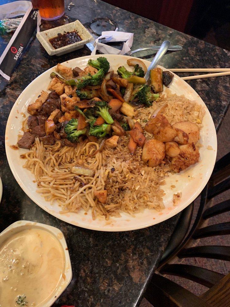 Osaka Japanese Steak House: 5001 West Park Blvd, Texarkana, TX