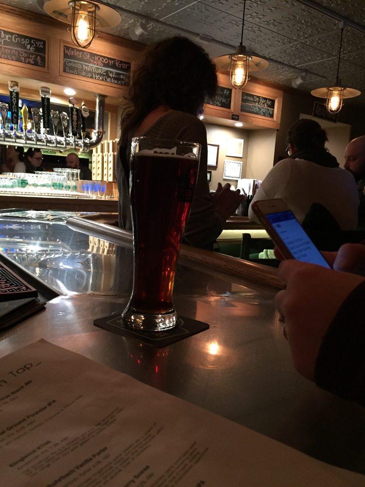 Seneca St Brew Pub: 315 E Seneca St, Manlius, NY