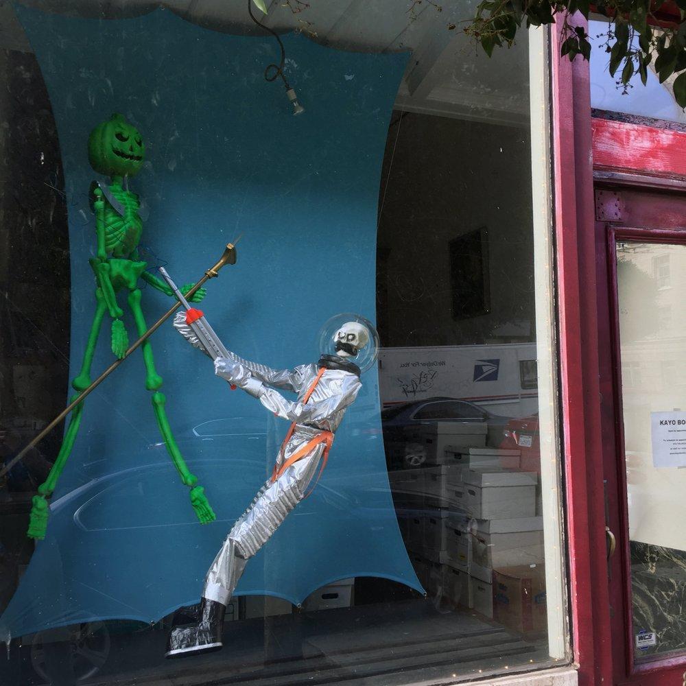 Kayo Books: 814 Post St, San Francisco, CA