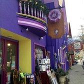 Photo Of The Purple Doorknob   Ellicottville, NY, United States. Storefront