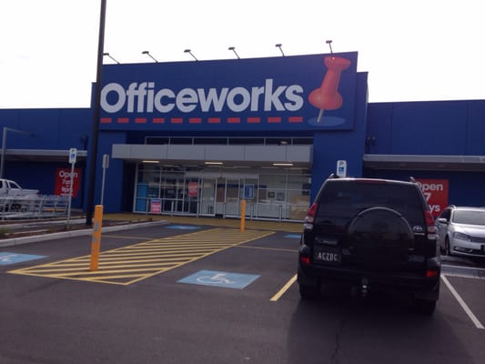 Officeworks  Printing  Photocopying  300330 Millers Rd Altona