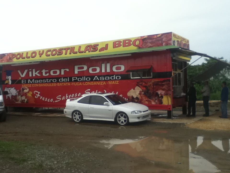 Viktor Pollo: Carretera 3, Guayama, PR