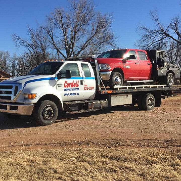 Cordell Service Center: 111 N Massingale Dr, Cordell, OK