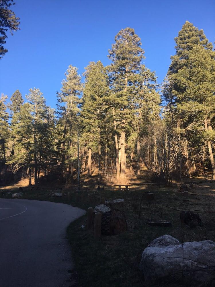 Deerhead Campground: Lost Lodge Rd, Cloudcroft, NM
