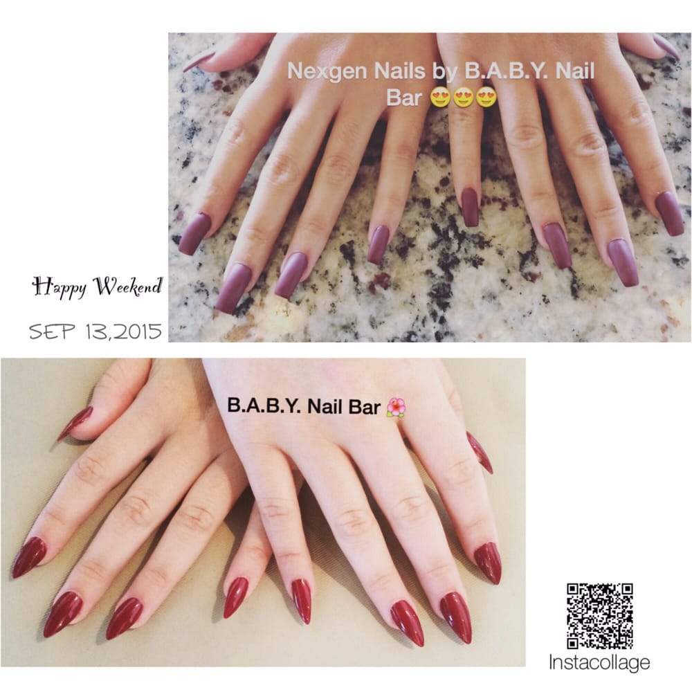 Wear your favourite #Nexgen #Nails #Fall #colors from #Babynailbar ...
