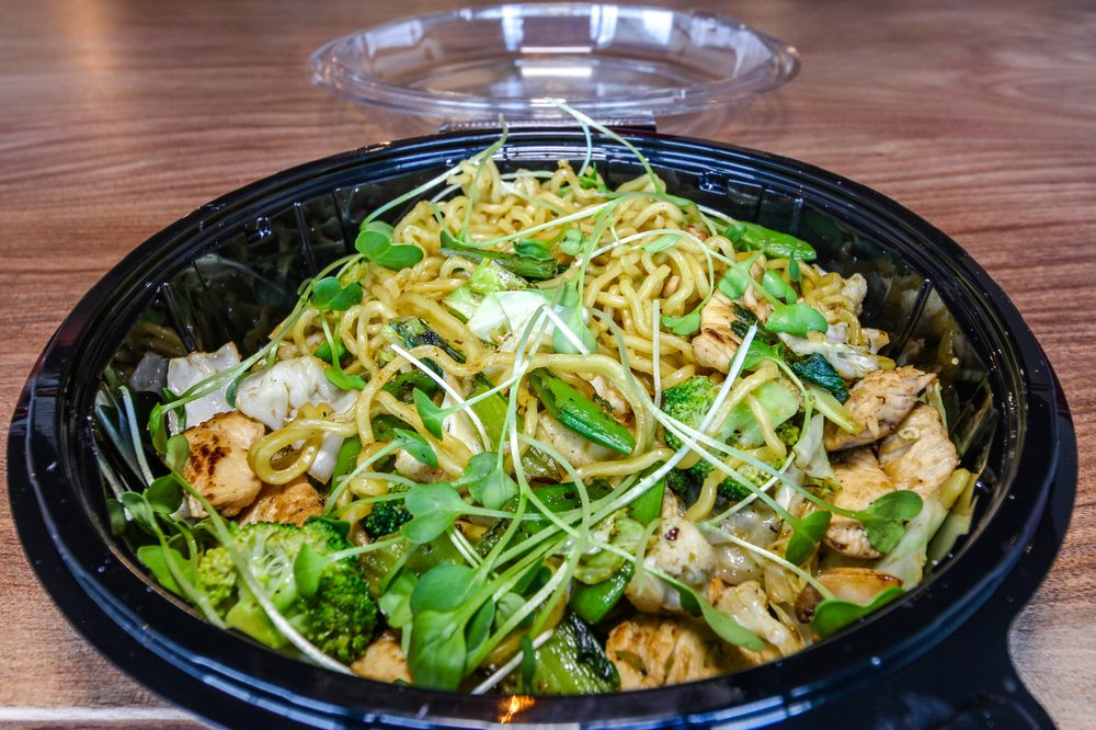 Wok the Line: 1865 W Pleasant Grove Blvd, Pleasant Grove, UT