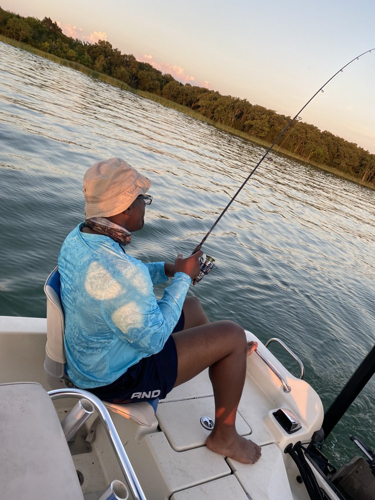 Lake Murray Fishing Charters: 1136 Boat Dock Rd, Ardmore, OK