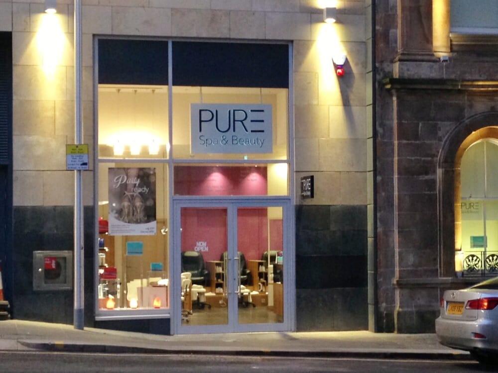 Pure spa beauty spa 114 west nile street city for Aaina beauty salon glasgow