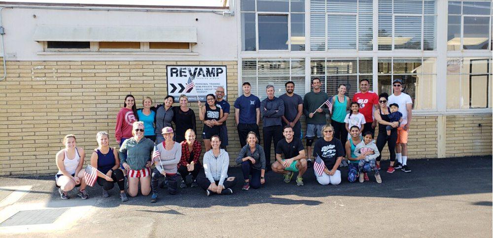 Revamp Training Studio