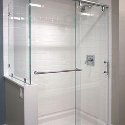 Photo of Oasis Shower Doors - Peabody, MA, United States. Oasis Hydroslide  shower