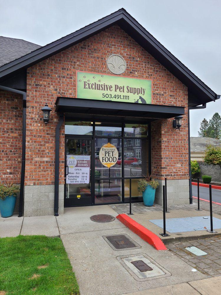 Exclusive Pet Supply: 21829 NE Halsey St, Fairview, OR