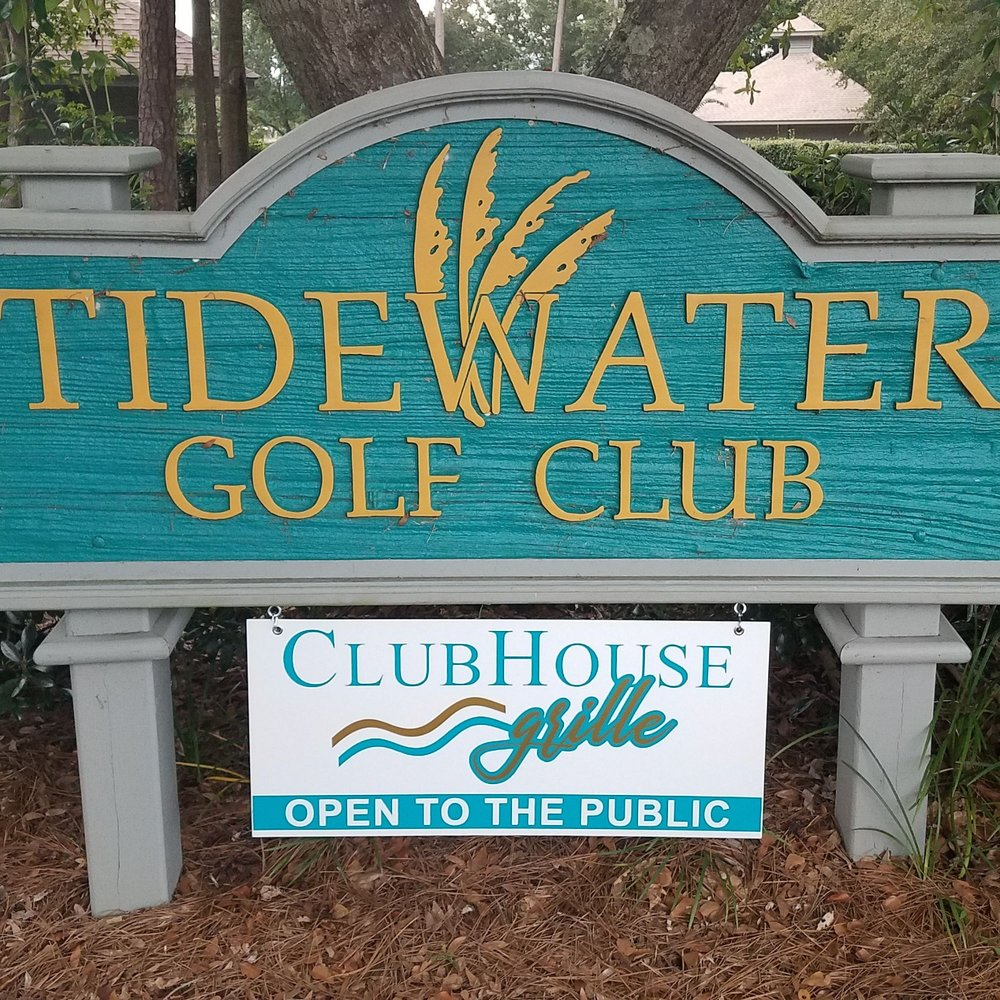 Joey's Clubhouse Grille At Tidewater Golf Club: 1400 Tidewater Dr, North Myrtle Beach, SC