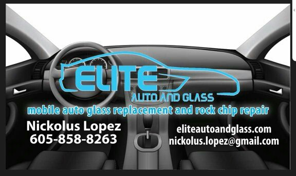 Elite Auto and Glass: 518 E Jackson St, Rapid City, SD